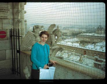 Diane at Notre-Dame